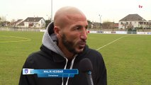 Interview de HEBBAR entraîneur de la JA Drancy.