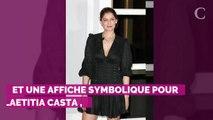 Laetitia Casta et Louis Garrel complices à Rome pour la première de L'Homme fidèle