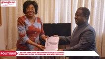 Présidentielles 2020 : L'Union Africaine fait des recommandations au PDCI pour des élections apaisées en Côte d'Ivoire