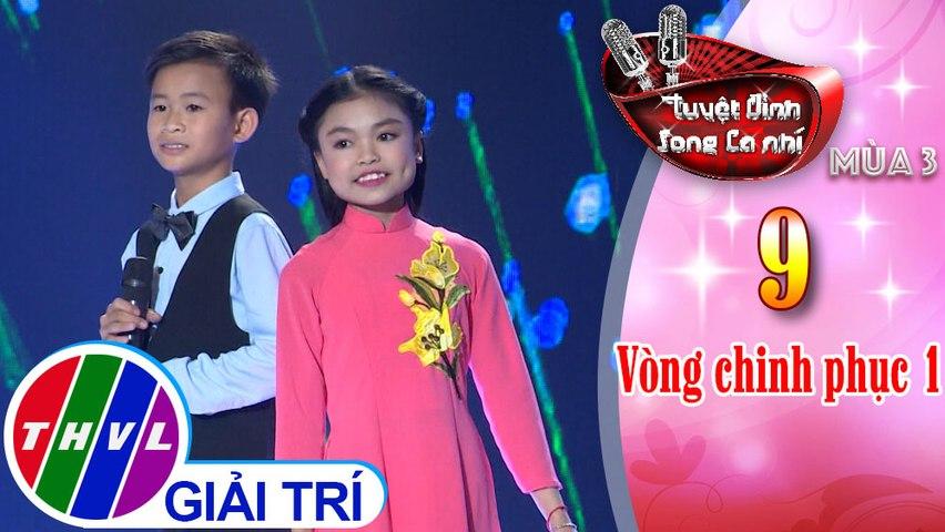 Tuyệt đỉnh song ca nhí Mùa 3 - Tập 9[2]: Sến - Quốc Linh, Quỳnh Nhi