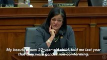 Pramila Jayapal Reveals Her Child Is Gender Non-conforming During Emotional Speech On The Equality Act