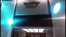 """محافظ أسيوط يستقبل """"أشرف عبد الباقي"""" خلال زيارته لتقديم عروض لصالح معهد الاورام"""