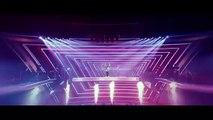 """Parodie du teaser du """"Pyramide Tour"""" de M. Pokora par Jérôme Commandeur sur Twitter"""