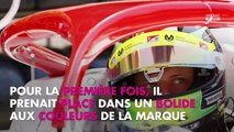 Michael Schumacher : Son fils Mick fait ses débuts en Formule 1