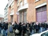 Sarkozy à Lille : répressions policières