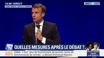 """""""Nous ne résoudrons pas toutes les frustrations et les insatisfactions."""": Emmanuel Macron prévient que le grand débat ne pourra pas apporter toutes les solutions aux problèmes des français"""