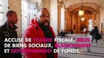 Dieudonné accusé de fraude fiscale : 3 ans de prison dont 18 mois ferme requis