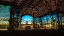 (E)MOTION : une installation cinématographique monumentale sous la Nef !