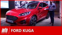 Ford Kuga : un impressionnant panel de motorisations