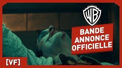 JOKER Bande-Annonce Teaser VF (Action 2019) Joaquin Phoenix, Robert De Niro