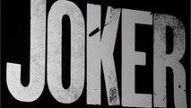 'Joker' Teaser Trailer Released