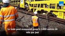 Le_train_usine_qui_rénove_la_ligne_Bergerac Libourne