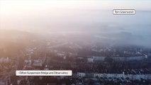 Epic Video Of Clifton Suspension Bridge!