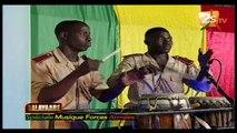 Nguéweul Yeungtina bir armée Mbalax pur avec la musique des forces armées