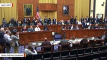 House Judiciary Committee Votes To Authorize A Subpoena For Mueller Report
