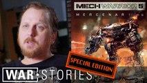 MechWarrior 5: Mercenaries | War Stories