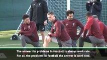 Salah not bothered by goal drought - Klopp