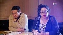 Questions à Mélanie LUCE (UNEF) - grande pauvreté - cese