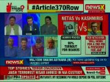 Article 370 Row: Mehbooba Mufti's Remarks  day after Omar Abdullah's '2nd PM' Demand