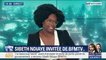 """Sibeth Ndiaye: """"Quand vous êtes une femme et qu'en plus vous êtes noire, on met toujours en doute la raison pour laquelle vous êtes là"""""""