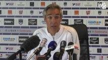 """Paulo Sousa : """"À Amiens, on a fait des erreurs qui sont difficiles à expliquer"""""""