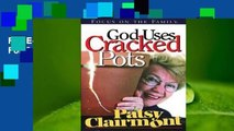 Full E-book God Uses Cracked Pots  For Free