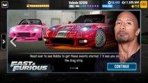 CSR Racing 2 | Events | Hobbs' Heist | Part 1 | Chevrolet ASC Camaro Z28 & Mazda VelSide RX-7
