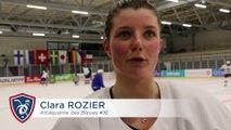 CM 2019 Espoo. Interviews de Clara Rozier et Alexandra Harrison