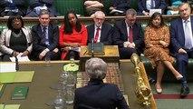 Brexit : Theresa May joue la carte Corbyn