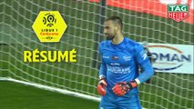 Montpellier Hérault SC - EA Guingamp (2-0)  - Résumé - (MHSC-EAG) / 2018-19