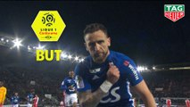 But Anthony GONCALVES (69ème) / RC Strasbourg Alsace - Stade de Reims - (4-0) - (RCSA-REIMS) / 2018-19