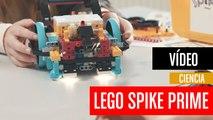 LEGO Spike Prime, robots programables para alumnos de secundaria
