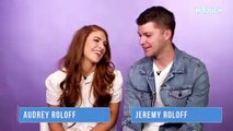 Audrey & Jeremy Roloff Talk Future Plans to Meet Up With 'Outdaughtered' Family