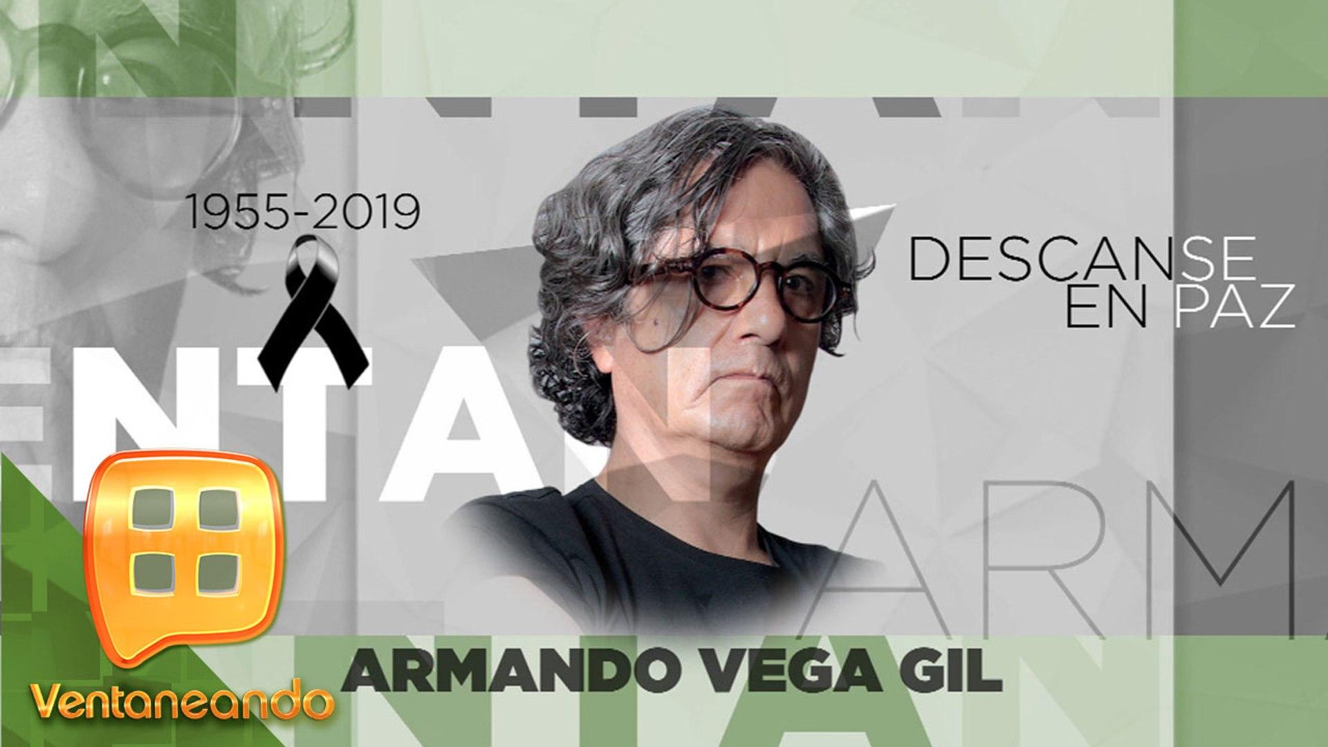 ¿Quién fue Armando Vega Gil? Aquí te lo contamos en un recuento de su vida y trayectoria.