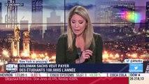 New York is amazing: Goldman Sachs veut payer des étudiants 100.000 dollars l'année - 03/04