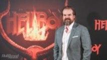 David Harbour On Board for Marvel's 'Black Widow' With Scarlett Johansson | THR News