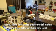 Heaven sent: Exquisite paper offerings for the dead