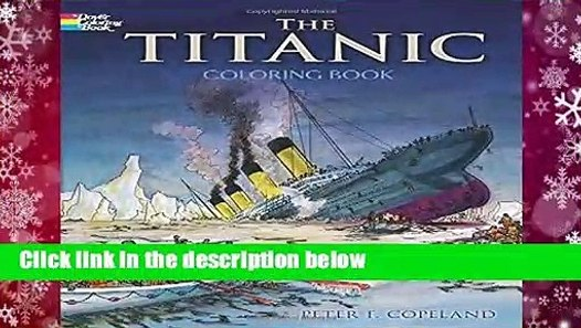 The Titanic Coloring Book (Dover History Coloring Book ...