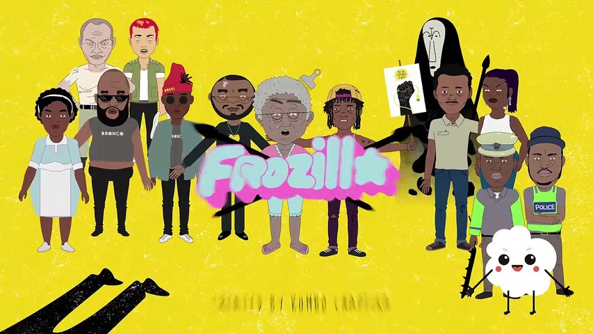 FROZILLA by Komborerai Chapfika (Zimbabwe) - ANIMATION