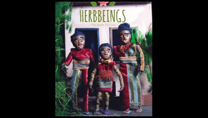 HERBBEINGS - THE MIND TEA LEAF by Abisola Aboaba (Nigeria) - ANIMATION