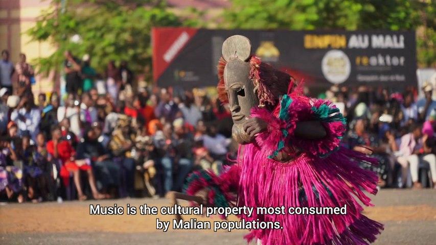 CARTOGRAPHIE DES RÉGIONS MUSICALES DU MALI by Tiécoura N'Daou (Mali) - WEB CREATION
