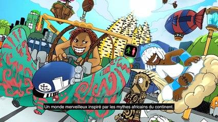 LITTLE LITTLE ORISHAS by Archange Kiyindou (The Congo Republic) - ANIMATION
