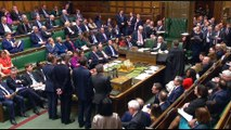 British MPs back Brexit delay by one vote