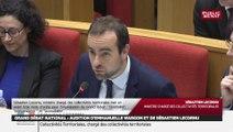 « 5 000 débats ont été organisés par les élus locaux et 16 132 communes ont mis en place un cahier de doléances » précise Sebastien Lecornu