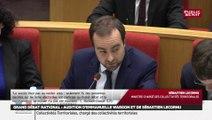 Le débat a coûté 12 millions d'euros, répartis entre le ministère de l'Ecologie, le ministère de l'Economie et les services du Premier ministre selon Sébastien Lecornu