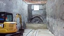 La Ciotat : Augustine est enfin arrivée au bout du tunnel des Janots