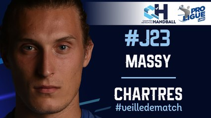 #J23 : MASSY - CHARTRES #veilledematch
