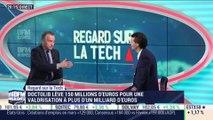 Le Regard sur la Tech: Doctolib lève 150 millions d'euros pour une valorisation à plus d'un milliard d'euros - 03/04