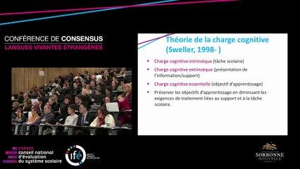 S. ROUSSEL - Les entraînements pour améliorer la compréhension orale