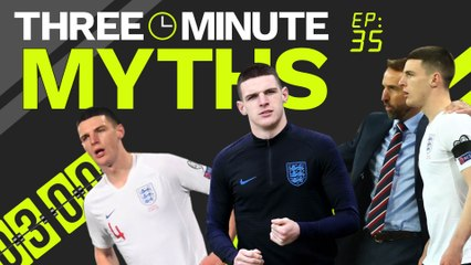 England's New Midfield General: Revealed | Three Minute Myths